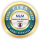 The Semi-Finalists Announcement for the M&M Book Awards for MYSTERIES - a division of the 2019 CIBAs