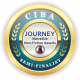 The Semi-Finalists Announcement for the JOURNEY Book Awards for Narrative Non-Fiction and Memoir - a division of the 2019 CIBAs-