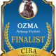 The FINALISTS for the OZMA Book Awards for Fantasy Fiction - a division of the 2019 CIBAs