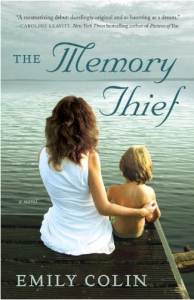 Cover - The Memory Thief