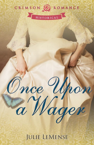 once upon a wager cover