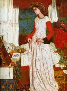 Jane Morris as Guinevere