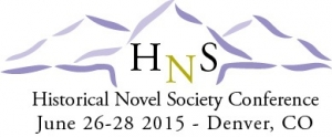 2015 Historical Novel Society Conference logo