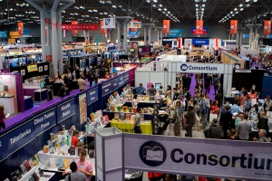 Crowds at BEA