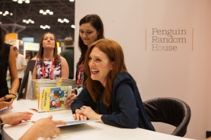 Julianne Moore at BEA