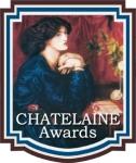 book award for Romance Novels The Chatelaine Awards