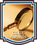 Clue Awards for Suspense Thriller Novels
