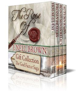 God Factor Saga by J. Nell Brown