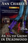 An Ex to Grind In Deadwood Ann Charles