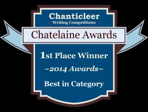 Chanticleer Badge - Chatelaine 1st