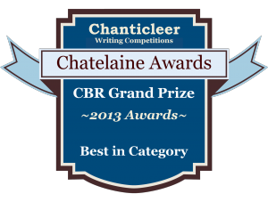 Chanticleer Badge - Chatelaine 2013