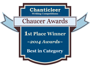 Chanticleer Badge - Chaucer 1st