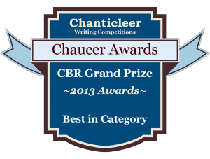 Chanticleer Badge - Chaucer 2013