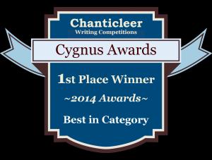 Chanticleer Badge - Cygnus 1st
