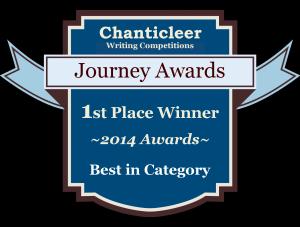 Chanticleer Badge - Journey 1st