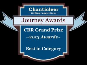 Chanticleer Badge - Journey 2013