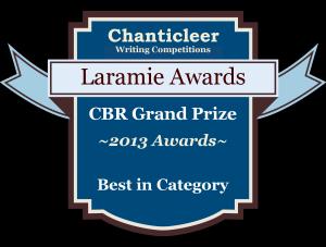 Chanticleer Badge - Laramie 2013