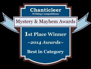 Chanticleer Badge - M&M 1st