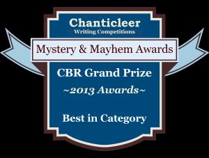 Chanticleer Badge - MM 2013