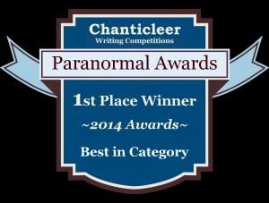 Chanticleer Badge - Paranormal 1st