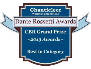 Chanticleer Badge - Rossetti 2013