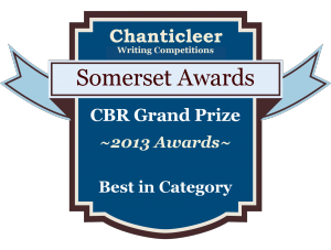 Chanticleer Badge - Somerset 2013