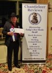 Jared McVay the Laramie Grand Prize Winner