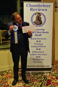 Steve Lundin excited to be the Somerset Grand Prize Winner