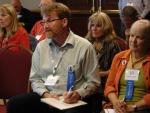 James Wells & Pam Beason show off blue ribbons