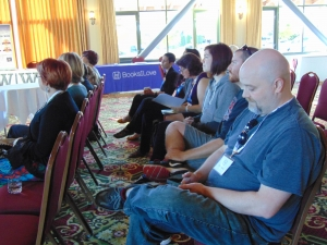 SFF Panel Audience