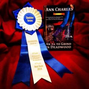 Chanticleer Award for Best Novels