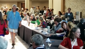 how to standout a book event