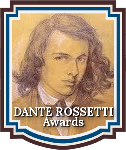 Dante Rossetti Awards for YA Fiction