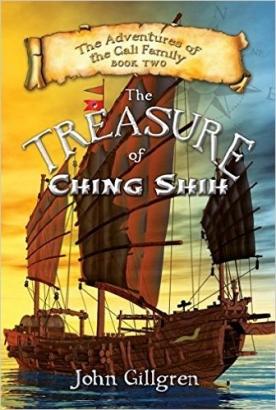 The Treasure of Ching Shih by John Gillgren