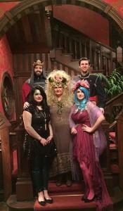 pulpwood queen & family photo