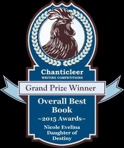 Badge 2015 Overall GP Nicole Evelina