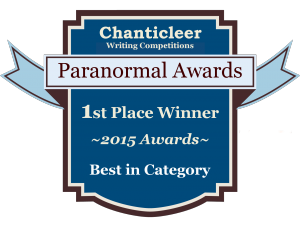 Badge 2015 Paranormal Category