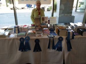 Some authors had a lot of ribbons!