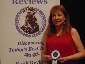 Lonna Enox awarded Clue Grand Prize for BLODD RELATIONS