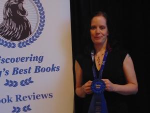 Nikki McCormack: Dante Rossetti Award Winner
