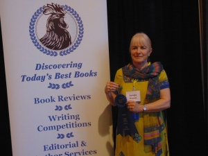Pamela Beason: Dante Rossetti Award Winner