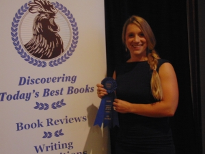 Sara Dahmen: Laramie 2015 Blue Ribbon Award Winner