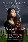 Chanticleers 2015 Best Book: DAUGHTER OF DESTINY