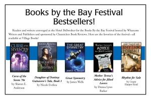 Books by the Bay VB Bestsellers  lo res