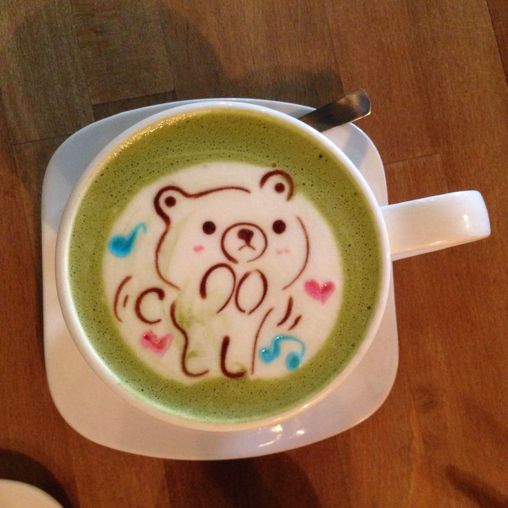 What is the strangest thing you've drank in your coffee or tea?