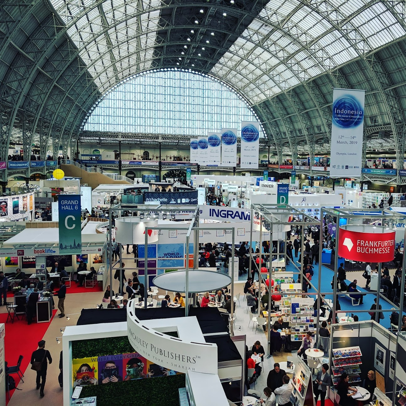 The Top 2019 London Book Fair Take-Aways & Trends by Kiffer