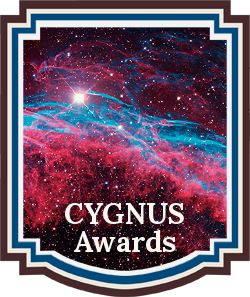 The 2019 CYGNUS Book Awards for Science Fiction Long List
