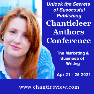 Chanticleer Authors Conference, April 17th-19th, 2020