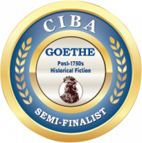 Goethe Book Awards Semi-Finalist Badge